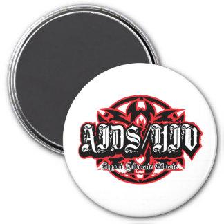 AIDS/HIV Tribal Magnet