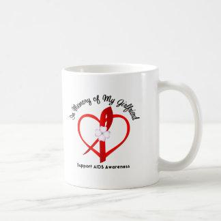 AIDS In Memory of My Girlfriend Coffee Mug