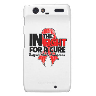 AIDS In The Fight For a Cure Motorola Droid RAZR Cover