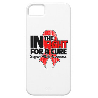 AIDS In The Fight For a Cure iPhone 5 Case