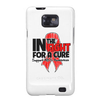 AIDS In The Fight For a Cure Galaxy S2 Cover