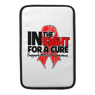 AIDS In The Fight For a Cure MacBook Sleeves