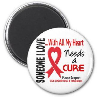 AIDS Needs A Cure 3 Magnet