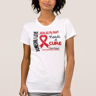 AIDS Needs A Cure 3 T-shirt