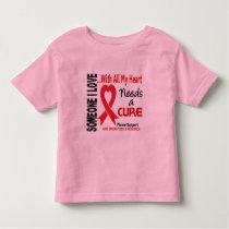 AIDS Needs A Cure 3 Toddler T-shirt