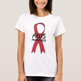 Aids Ribbon T-Shirt