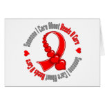 AIDS Someone I Care About Needs A Cure Greeting Card