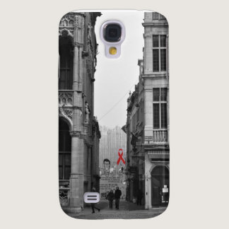 AIDS (Streets of Brussels) Samsung Galaxy S4 Cover