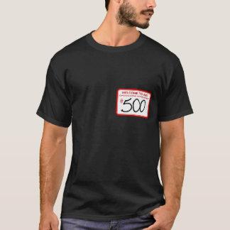 AIE 500 member shirt