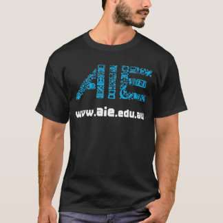 AIE-logo-and-URL.png T-Shirt