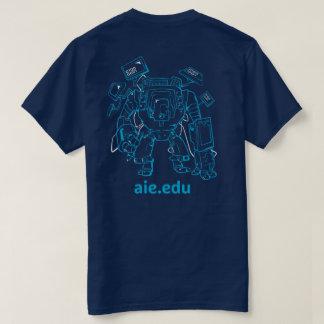 AIE Robot Binary T-Shirt
