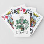 Aiello Family Crest Poker Deck