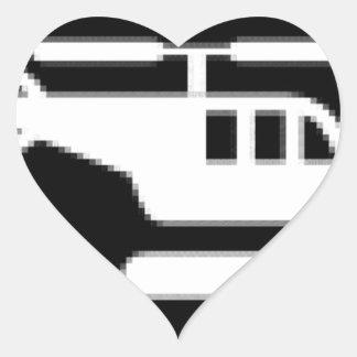 aiga_heliport1pdg.jpg pegatina en forma de corazón