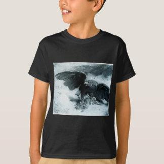 Aigle et Lapin by Leon Bonnat T-Shirt