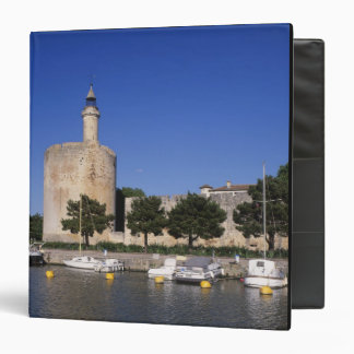 Aigues Mortes, Rhone and Sete Canal, Gard, 3 Ring Binder