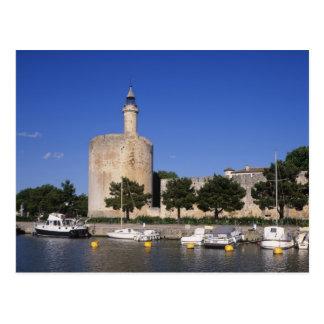 Aigues Mortes, Rhone y canal de Sete, Gard, Postales
