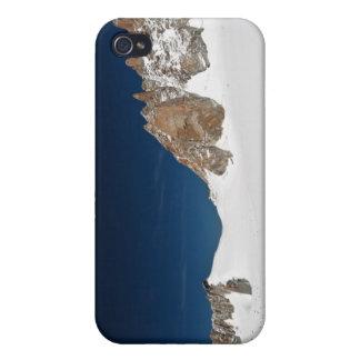 Aiguille du Midi - Mont Blanc 2 iPhone 4 Coberturas