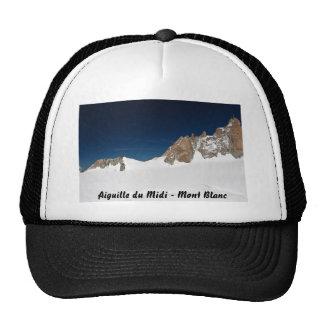 Aiguille du Midi - Mont Blanc 2 Trucker Hat