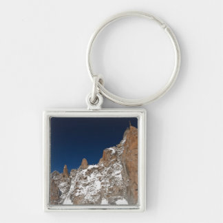 Aiguille du Midi - Mont Blanc Keychain