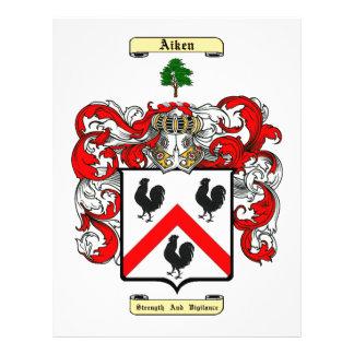 Aiken Membrete
