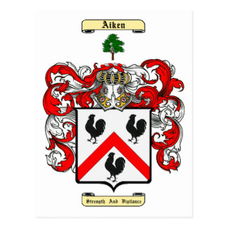 Aiken Postales