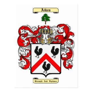 Aiken Postcard