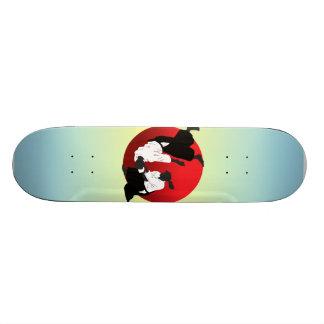 Aikido カスタムスケートボード