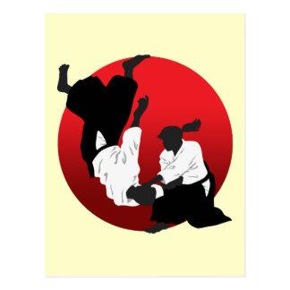 Aikido ポストカード