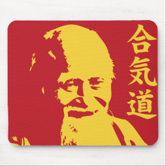 aikido 1 mouse pad