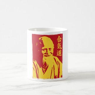 aikido 1 coffee mugs