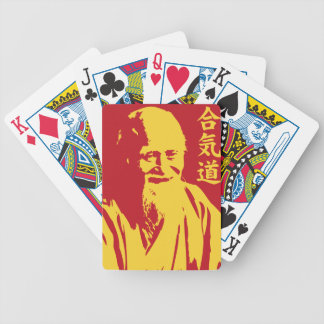 aikido 1 bicycle poker cards