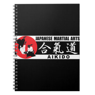 Aikido 2 note books