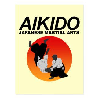 Aikido 3 はがき