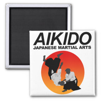 Aikido 3 2 inch square magnet