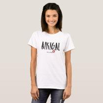 Aikido AikiGal T-Shirt