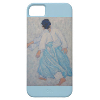 Aikido Blue Painting Case