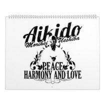 Aikido calendar