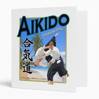 Aikido Caribbean Style Binder