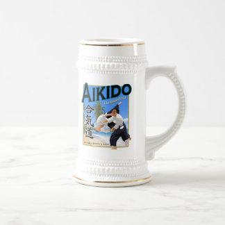 Aikido Caribbean Style Stein