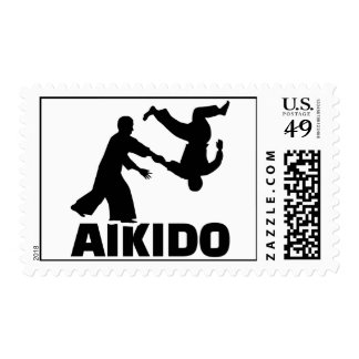 Aikido Estampilla