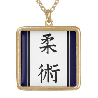 AIKIDO GOLD PLATED NECKLACE