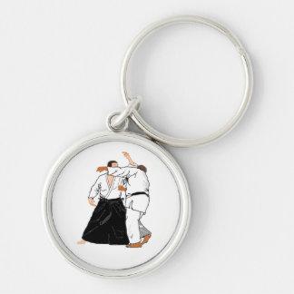 """Aikido """"Irminage"""" keychain"""