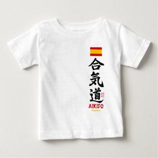Aikido Kanji Spain Infant T-Shirt