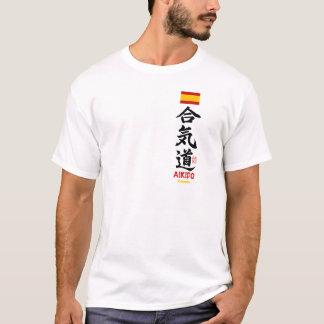 Aikido Kanji Spain Shirt
