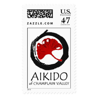 Aikido Logo Stamp