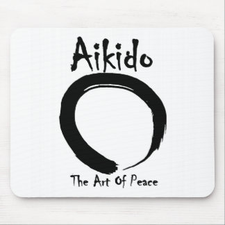 Aikido Mouse Pad