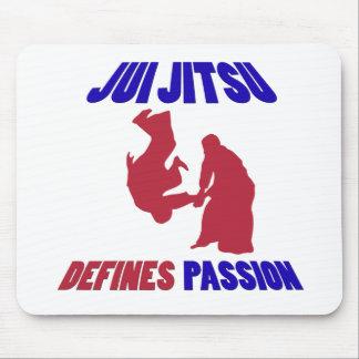 aikido my passion mousepad