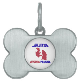 aikido my passion pet name tags