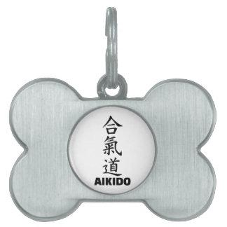 Aikido Placas Mascota