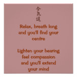 Aikido principles print